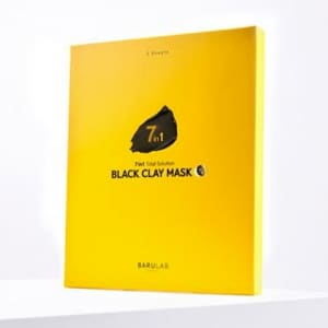 7in1ブラッククレイマスク