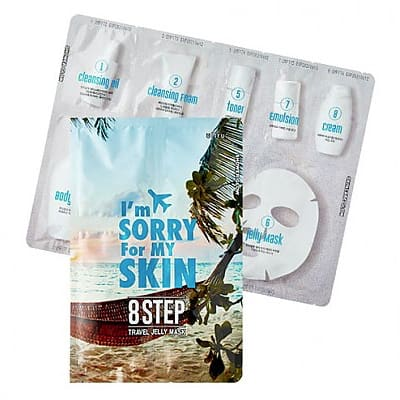 8 STEP Travel Kit(I'm Sorry For My Skin)