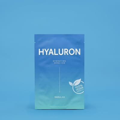The Clean Vegan Hyaluron Mask(BARULAB)