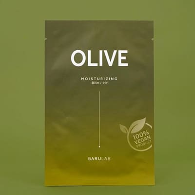 The Clean Vegan Olive Mask(BARULAB)