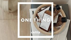 【ONE THING】オリジナルの化粧水が作れる!SNSで話題の注目ブランドONE THING特集