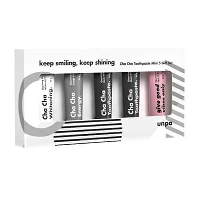 チャチャ歯磨き粉(unpa.Cosmetics)