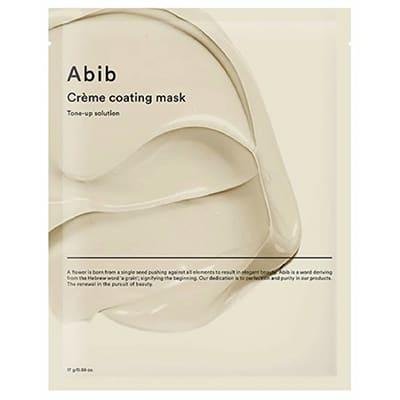 Creme coating mask(Tone up mask /Cooling mask)(Abib)