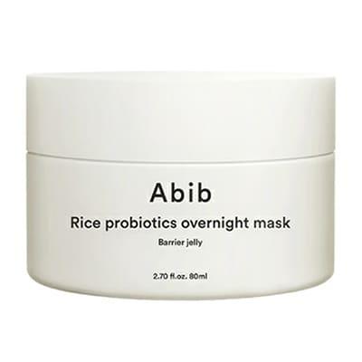 Rice probiotics overnight mask Barrier jelly(Abib)