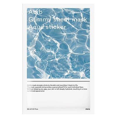 gummy sheet mask Aqua(Abib)