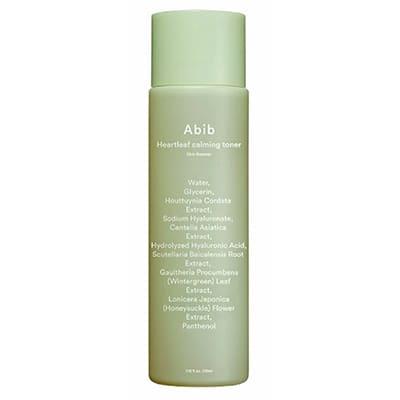 Heartleaf calming toner Skin booster(Abib)