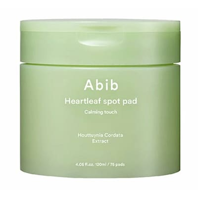 calming touch spot pad(Abib)